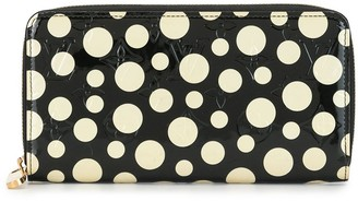 Louis Vuitton 2012 pre-owned Dots Infinity wallet