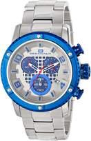 Oceanaut Men's OC3125 Impulse Analog Display Quartz Silver Watch