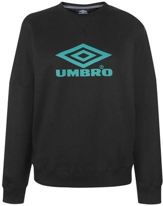 Umbro Batwing Logo Sweater Ladies