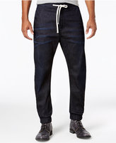 G Star Men's Bronson US 3D Tapered-Cuff Jeans