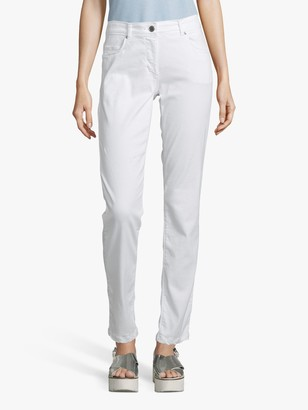 Betty Barclay Perfect Slim Jeans, Bright White