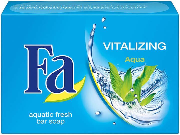 Fa Aqua Vitalizing Bar Soap by 100g Bar)