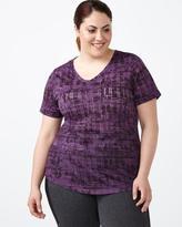 Penningtons Essentials - Plus-Size Printed T-Shirt