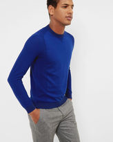 Ted Baker Textured crew neck top