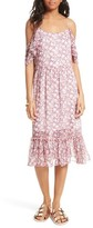 Rebecca Minkoff Women's Buffy Cold Shoulder Dress