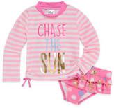 Asstd National Brand Rash Guard Set - Toddler