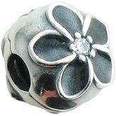 Pandora 791408CZ Mystic Floral Charm, Enamel