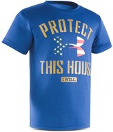 Under Armour Boys' Protect This House I Will Tee