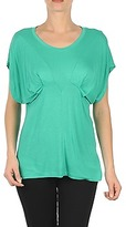 Volcom SIMPLE STONE YOKE TEE Green