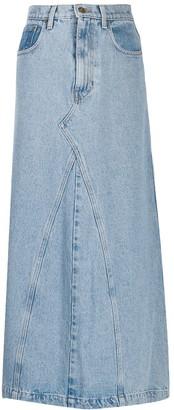 Nanushka Mae high-waisted skirt