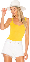 American Vintage Massachusetts Cami in Yellow. - size M (also in )