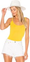 American Vintage Massachusetts Cami in Yellow