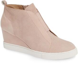 Linea Paolo 'Felicia' Wedge Sneaker
