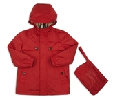 Burberry Packaway Raincoat