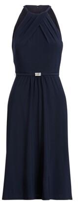 Ralph Lauren Jersey Halter Dress