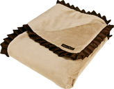 Trend Lab TREND LAB, LLC Carmel & Brown Ruffle Receiving Blanket