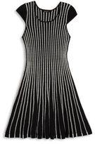 Ella Moss Girl's Tami A-Line Sweater Dress
