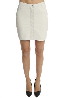 Anthony Logistics For Men Atm By Thomas Melillo ATM Leather Skirt
