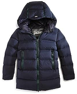 Herno Unisex Teddy Puffer Jacket - Little Kid