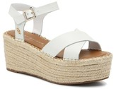 Kurt Geiger London Luxury Arlo Espadrille Wedge Sandal