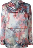 adidas pastel camouflage print jacket - women - Polyester/Spandex/Elastane - 38