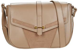 Nat & Nin PAOLA women's Shoulder Bag in Beige