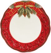 Fitz & Floyd Damask Holiday Salad Plate
