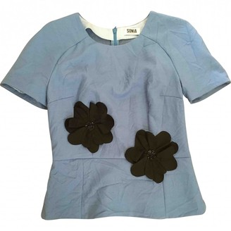 Sonia Rykiel Sonia By Blue Top for Women