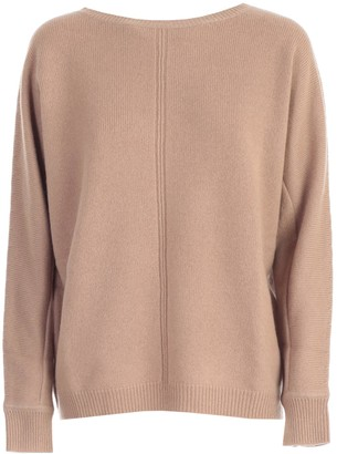 Max Mara Masque Crewneck Knitted Jumper