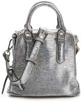 Violet Ray Mini Logan Crossbody Bag - Women's