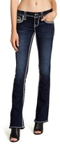 Rock Revival Faded Boot Cut Jeans