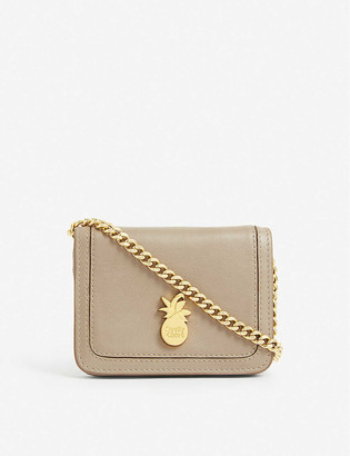 See by Chloe Pineapple mini leather shoulder bag