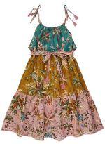 Zimmermann Tropicale Bow Dress