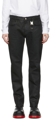 Alyx Black Six-Pocket Moonlit Jeans