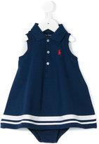 Ralph Lauren polo dress set - kids - Cotton - 6 mth