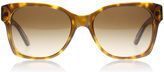 DKNY DY4132 Sunglasses Tortoise / Crystal 368713 55mm