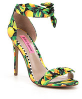 Betsey Johnson Hartley Dress Sandals