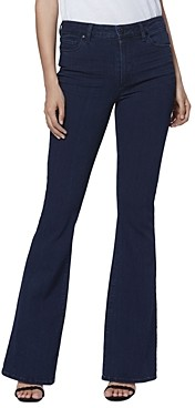 Paige High Rise Bell Canyon Jeans in Timberline