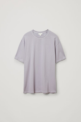Cos Long Cotton T-Shirt