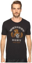 Lucky Brand Whiskey Bent Graphic Tee