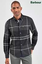 Mens Barbour Grey Dunoon Shirt - Grey