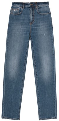 Palm Angels Indaco Jeans