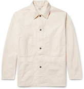 Orslow - Slub Cotton Chore Jacket