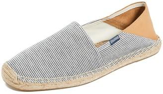 Soludos Men's Stripe Convertible Original Slipper