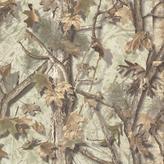 Chesapeake 74.3 sq. ft. Sawgrass Fog Camo Forest Wallpaper