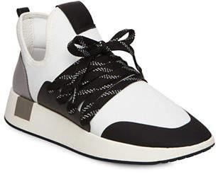 Steve Madden High Cuts Colourblock Sneakers