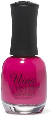 Nina Ultra Pro Punki Purple Neon Nail Enamel