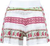 Cecilia Prado knit shorts - women - Cotton/Acrylic/Viscose - M