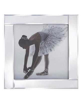 Marisota Glitter Ballerina Dress Mirrored Frame