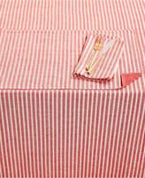 "Homewear Korah Stripe 60"" X 104"" Tablecloth"